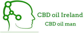 Buy CBD oil Ireland. CBD oil Logo